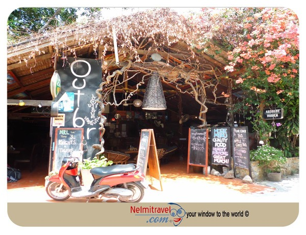 Outback bar and restaurant in koh phangan thailand