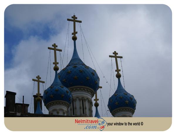 Russian Orthodox Church Buenos Aires,Russian Orthodox Church San Telmo,Church domes in Russian architecture,San Telmo Churches