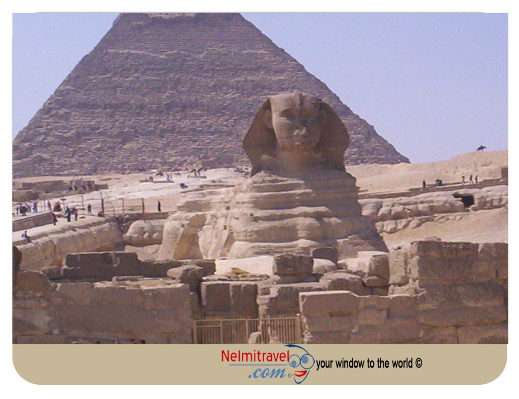 Great Sphinx of Giza,Defaced Statues in Egypt,Noses cut off statues Egypt,Robbers of tombs in Egypt