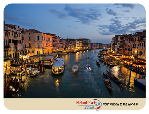 Grand Canal Venice Facts Grand Canal Venice History