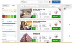 Trivago, Booking.com, Expedia.com, Booking sites, Hotel comparison site
