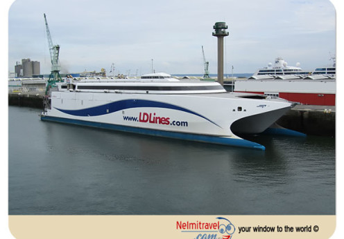 Poole, Gijón, Ferry, UK, Spain, Poole Harbor,LD Lines Ferries;