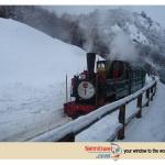 Tourist trains Argentina, End of the World Train, Tierra del Fuego, La Trochita