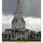 Kolomenskoye Estate; Moscow Tourist Attractions; Church of the Ascension; Kolomenskoye;