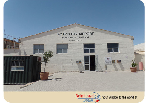 Walvis Bay Airport; Walvis Bay; Car Rental Walvis Bay Airport; Facilities Airport Walvis Bay