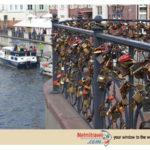 The Honey Bridge in Kaliningrad