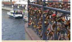 The Honey Bridge in Kaliningrad