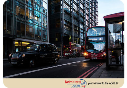 London Transportation, Transport in London, London Transport;