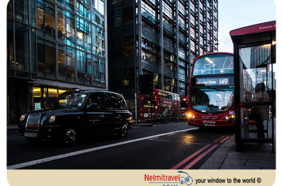 London Transportation, Transport in London, London Transport;